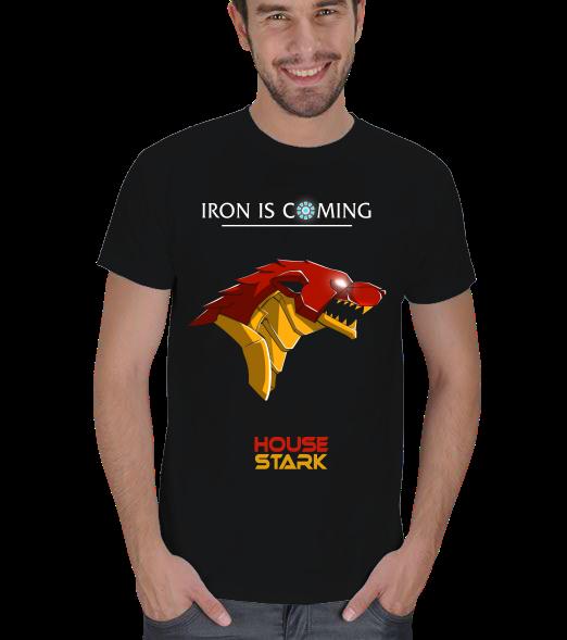 Iron is Coming - StarkErkek Ti��rt