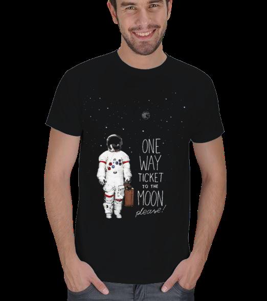 one way ticket to the moon pleaseErkek Ti��rt