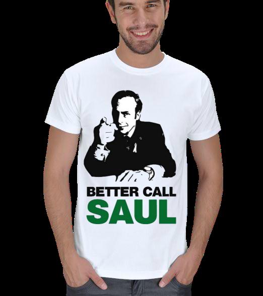 Breaking Bad Saul Goodman Ti��rtErkek Ti��rt